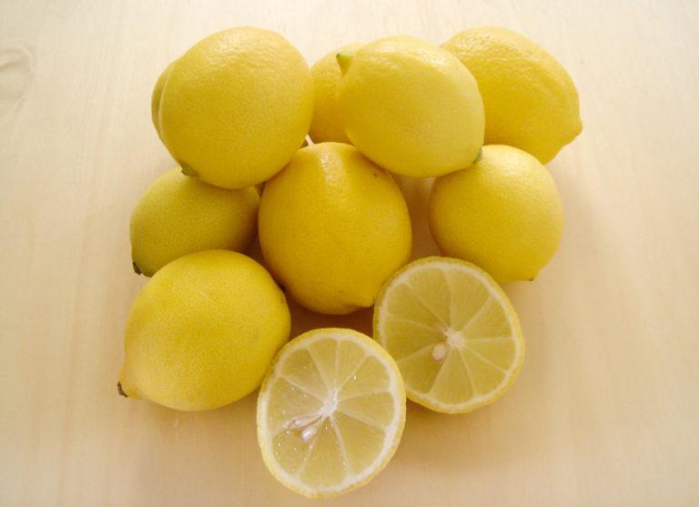 糖度が10度を超える究極の「越冬完熟レモン」